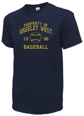 Greeley West High School T-Shirts