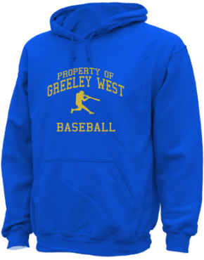 Greeley West High School Hoodies