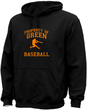 Green High School Hoodies