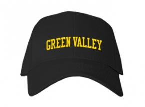 Green Valley Elementary School Kid Embroidered Baseball Caps