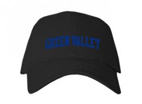 Green Valley High School Kid Embroidered Baseball Caps