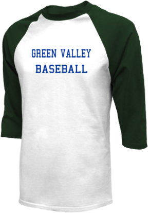 Green Valley High School Raglan Shirts