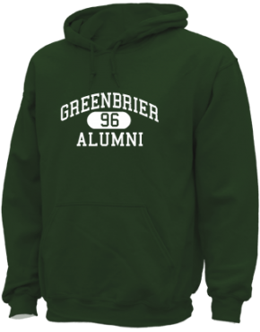 Greenbrier High School Hoodies