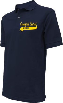 Greenfield Central High School Embroidered Polo Shirts
