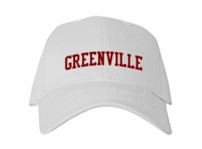 Greenville High School Kid Embroidered Baseball Caps