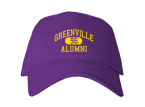 Greenville Middle School Embroidered Baseball Caps