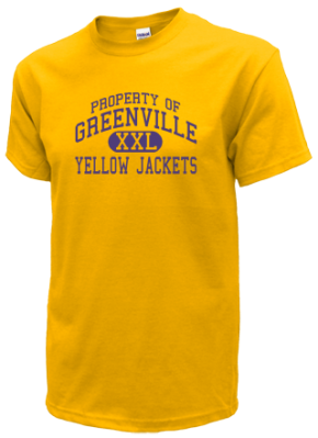 Greenville Middle School Kid T-Shirts
