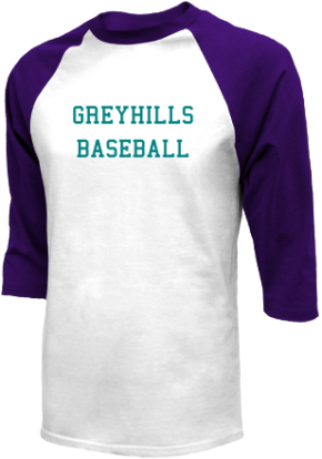 Greyhills High School Raglan Shirts