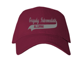 Grigsby Intermediate School Embroidered Baseball Caps