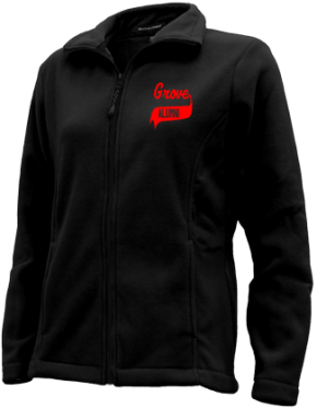 Grove Middle School Embroidered Fleece Jackets