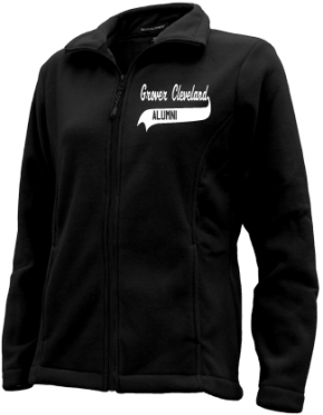 Grover Cleveland High School Embroidered Fleece Jackets