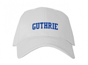 Guthrie High School Kid Embroidered Baseball Caps