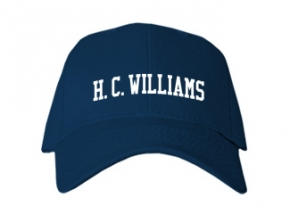 H. C. Williams High School Kid Embroidered Baseball Caps