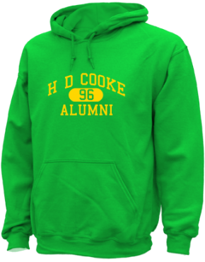 H D Cooke Elementary School Hoodies