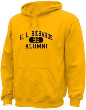 H. L. Richards High School Hoodies