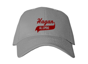 Hagan Elementary School Embroidered Baseball Caps