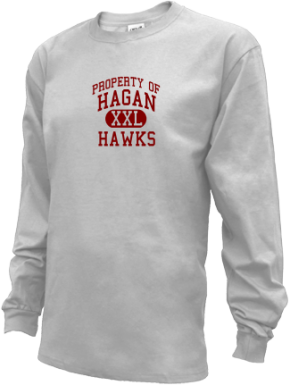 Hagan Elementary School Kid Long Sleeve Shirts