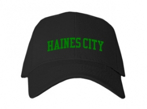 Haines City High School Kid Embroidered Baseball Caps