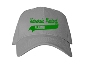 Haleakala Waldorf School Embroidered Baseball Caps