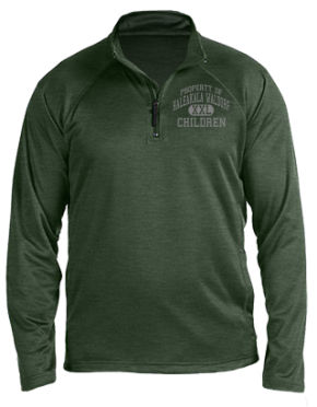 Haleakala Waldorf School Stretch Tech-Shell Compass Quarter Zip