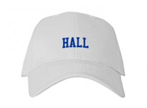Hall High School Kid Embroidered Baseball Caps