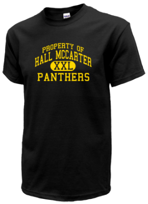Hall Mccarter Middle School T-Shirts