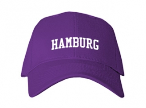 Hamburg Junior High School Kid Embroidered Baseball Caps