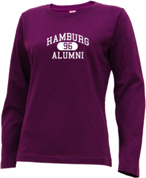 Hamburg Junior High School Long Sleeve Shirts