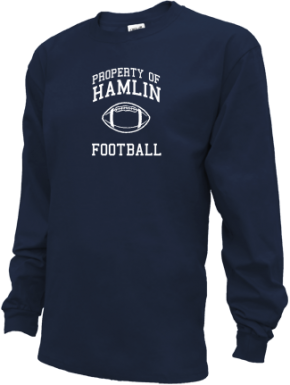 Hamlin Upper Grade Center Kid Long Sleeve Shirts