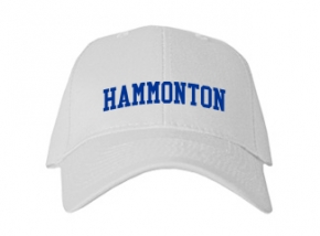 Hammonton High School Kid Embroidered Baseball Caps