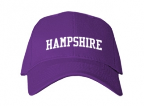 Hampshire High School Kid Embroidered Baseball Caps