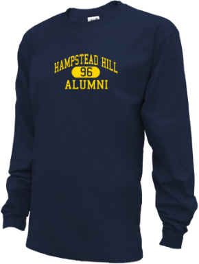 Hampstead Hill Elementary School #47 Long Sleeve Shirts