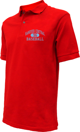 Hanover Central High School Embroidered Polo Shirts