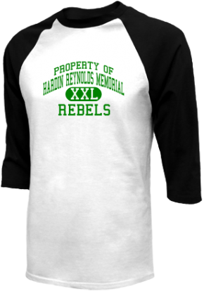 Hardin Reynolds Memorial School Raglan Shirts