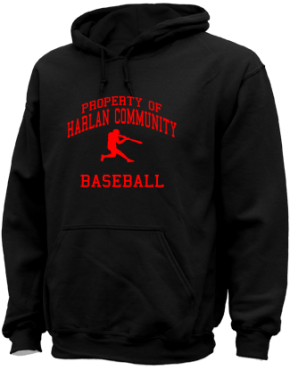 Harlan Community High School Hoodies