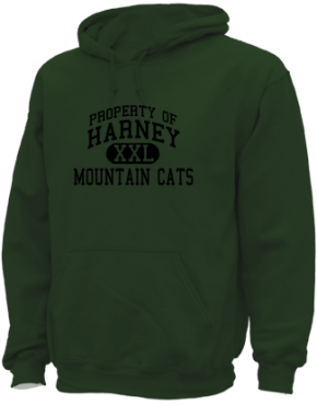 Harney Middle School Hoodies