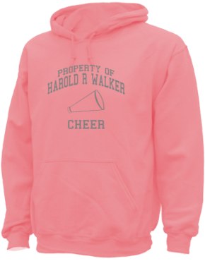 Harold R Walker Elementary School Hoodies