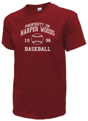 Harper Woods High School T-Shirts