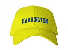 Harrington Elementary School Kid Embroidered Baseball Caps