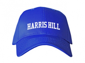 Harris Hill Elementary School Kid Embroidered Baseball Caps