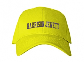 Harrison Jewett Elementary School Kid Embroidered Baseball Caps