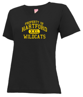 Hartford Upper Elementary V-neck Shirts