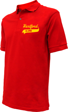 Hartford Upper Elementary Embroidered Polo Shirts