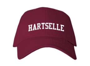 Hartselle High School Kid Embroidered Baseball Caps