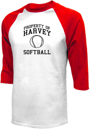 Harvey High School Sports Apparel Clothing Custom T