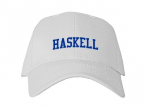 Haskell High School Kid Embroidered Baseball Caps
