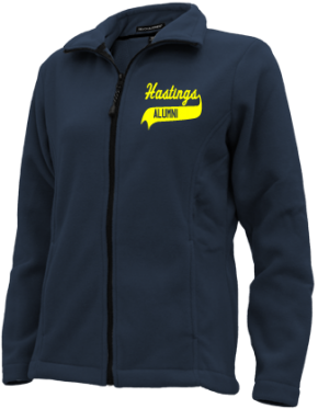 Hastings High School Embroidered Fleece Jackets