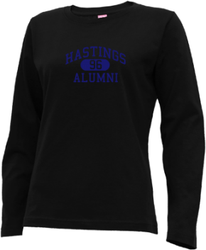 Hastings High School Long Sleeve Shirts