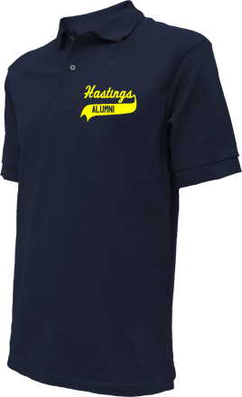 Hastings High School Embroidered Polo Shirts