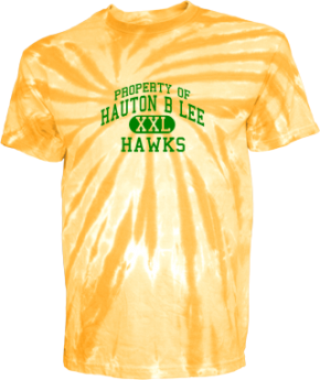 Hauton B Lee Middle School Kid Tie-dye T-Shirts